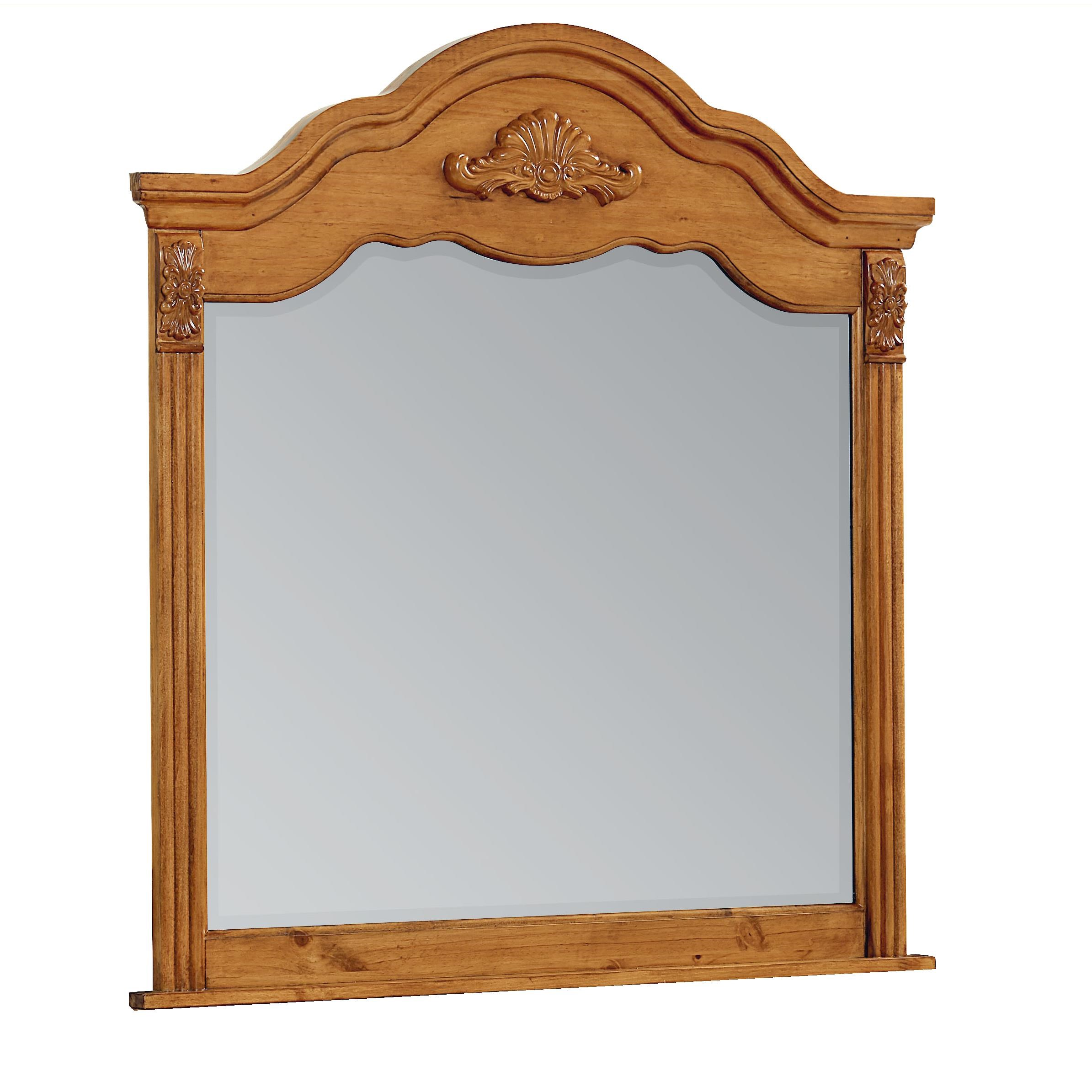 Standard Furniture GeorgetownTraditional Mirror ...
