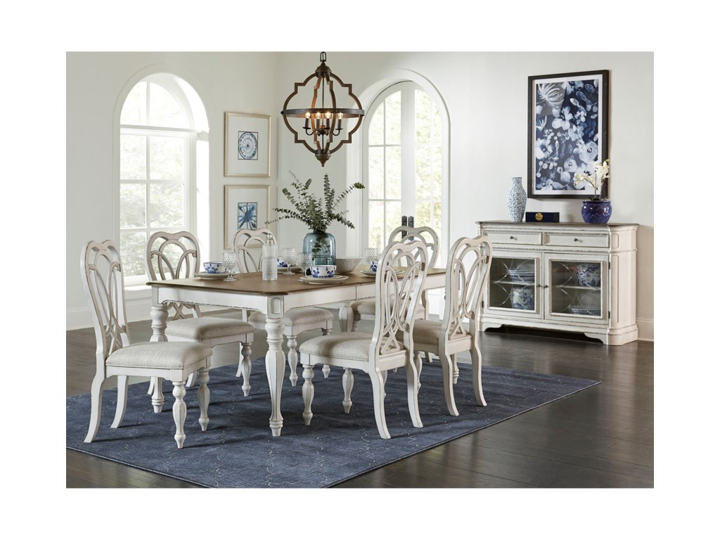 VFM Signature GiovanniFormal Dining Room Group