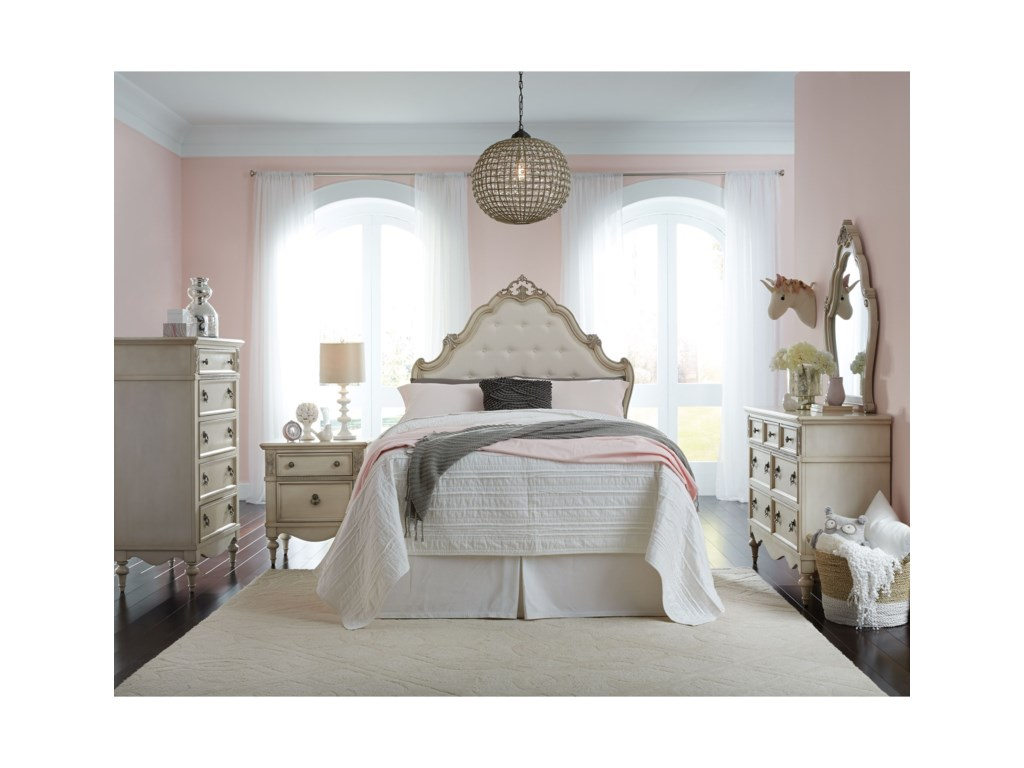 Standard Furniture GiselleTwin Headboard