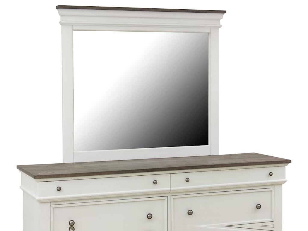 Standard Furniture GabriellaDresser Mirror