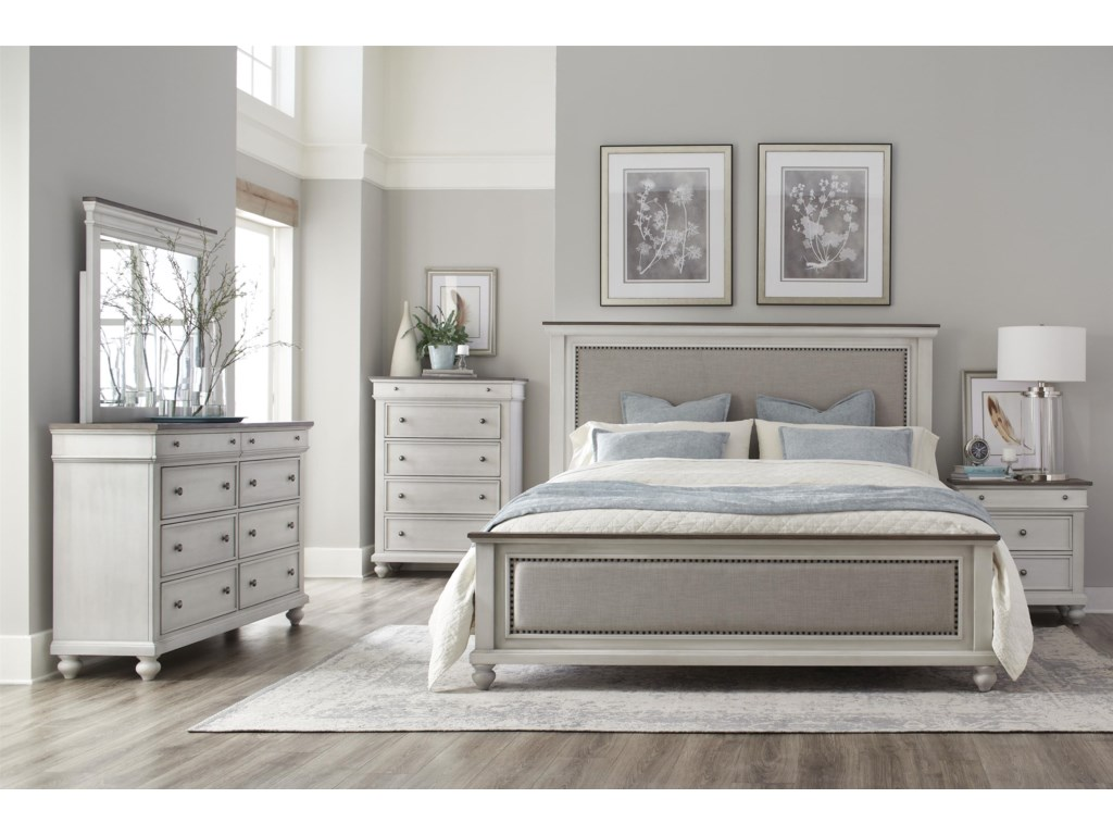 Gabriella 4-Piece Queen Bedroom Set by Standard Furniture at Ruby Gordon  Home