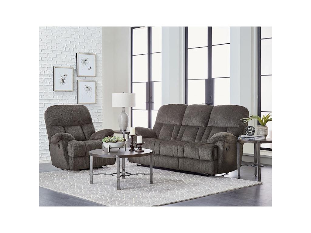Standard Furniture HarmonReclining Sofa