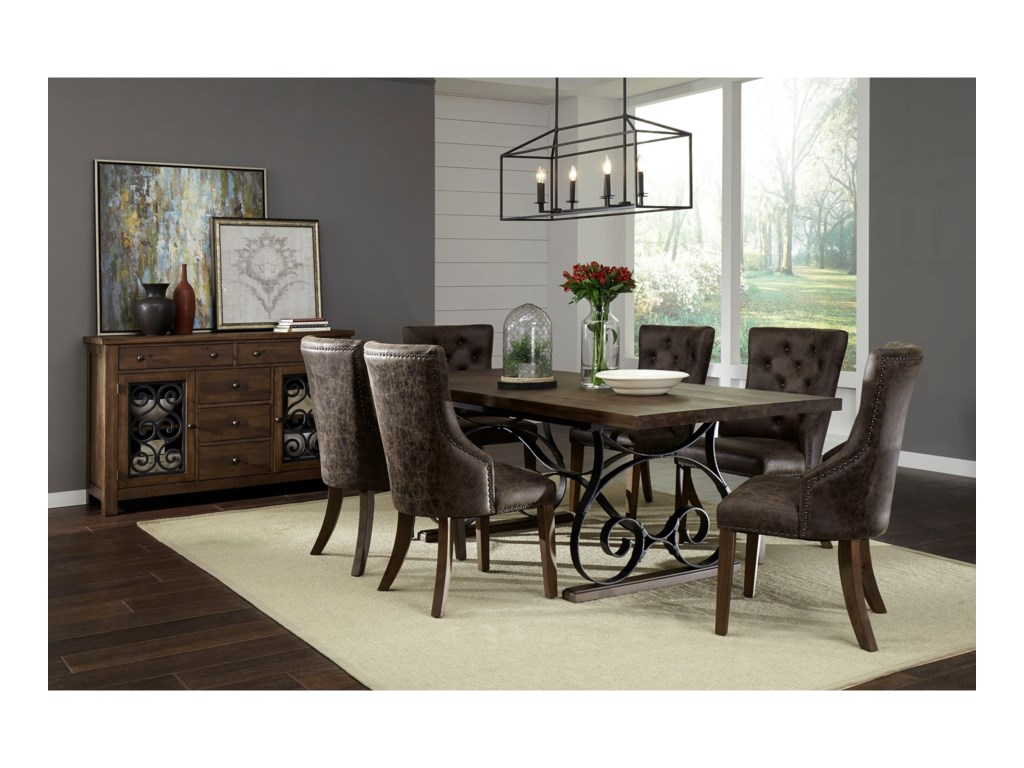 Standard Furniture HawkinsDining Room Group