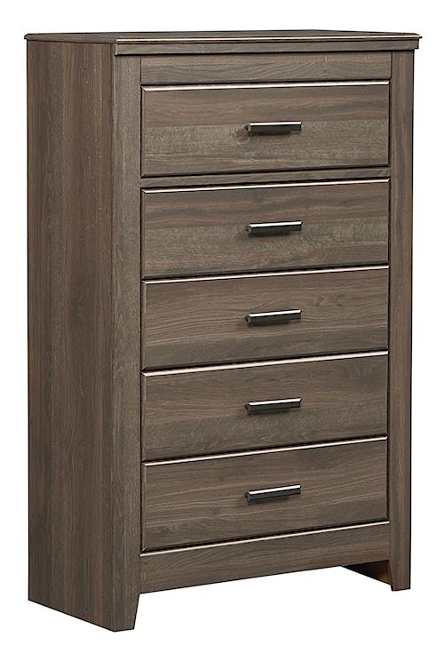 Standard Furniture Hayward Five Drawer Chest