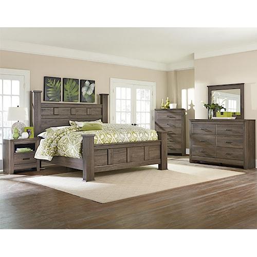 Standard Furniture Hayward King Bedroom Group