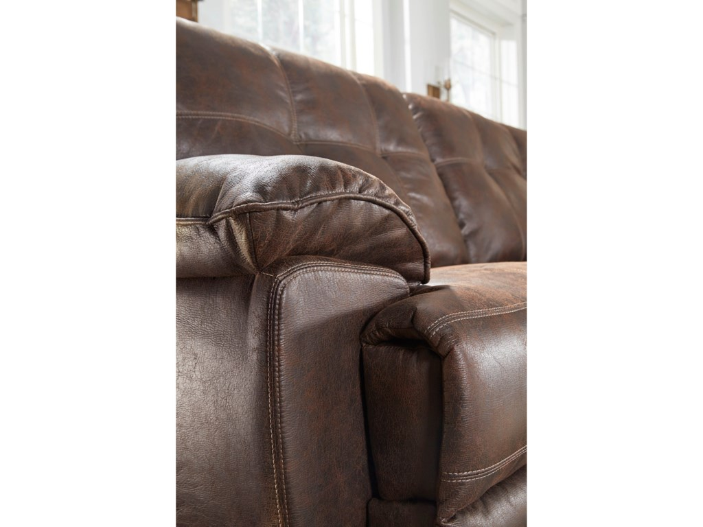Standard Furniture HollisterRecliner & 1/2,Manual Rocker