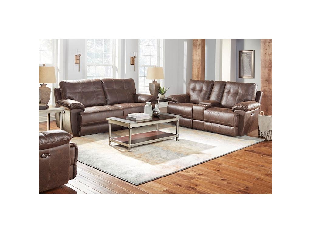 Standard Furniture HollisterRecliner & 1/2,Power Rocker