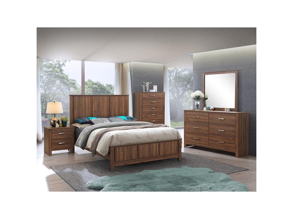 Standard Furniture Jackson TobaccoChest of Drawers
