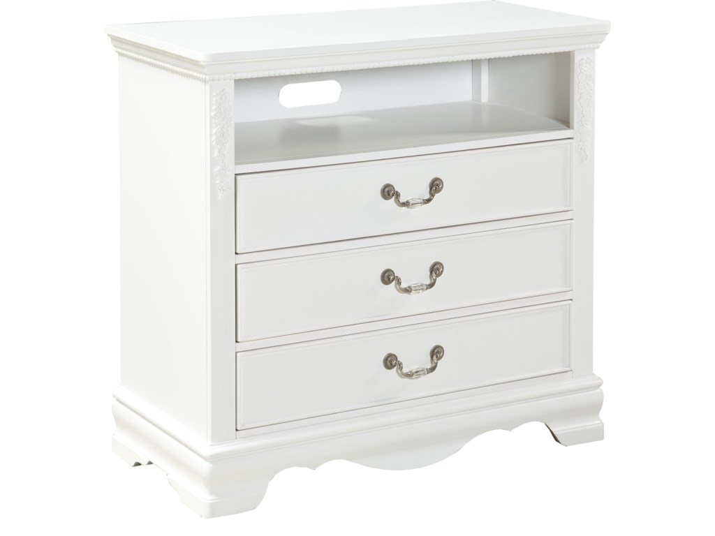 Standard Furniture JessicaMedia Chest