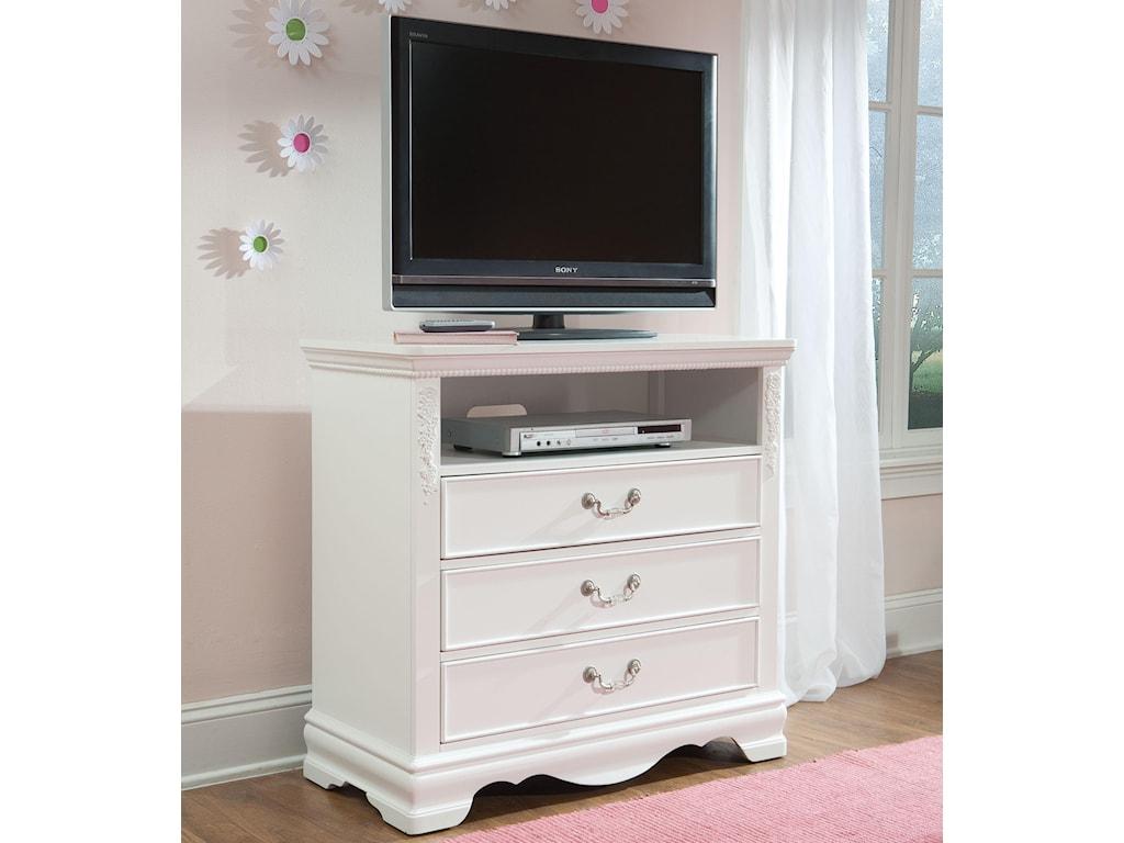 Standard Furniture JessicaMedia Chest