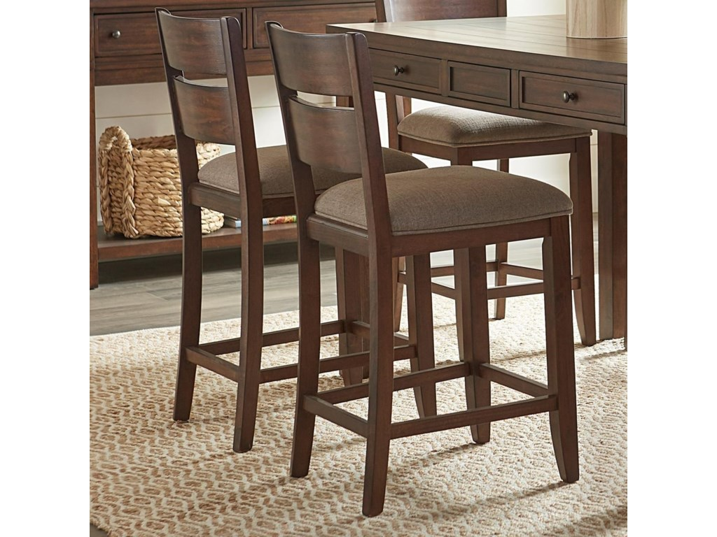 Standard Furniture KyleCounter Height Dining Chair 2-Pack