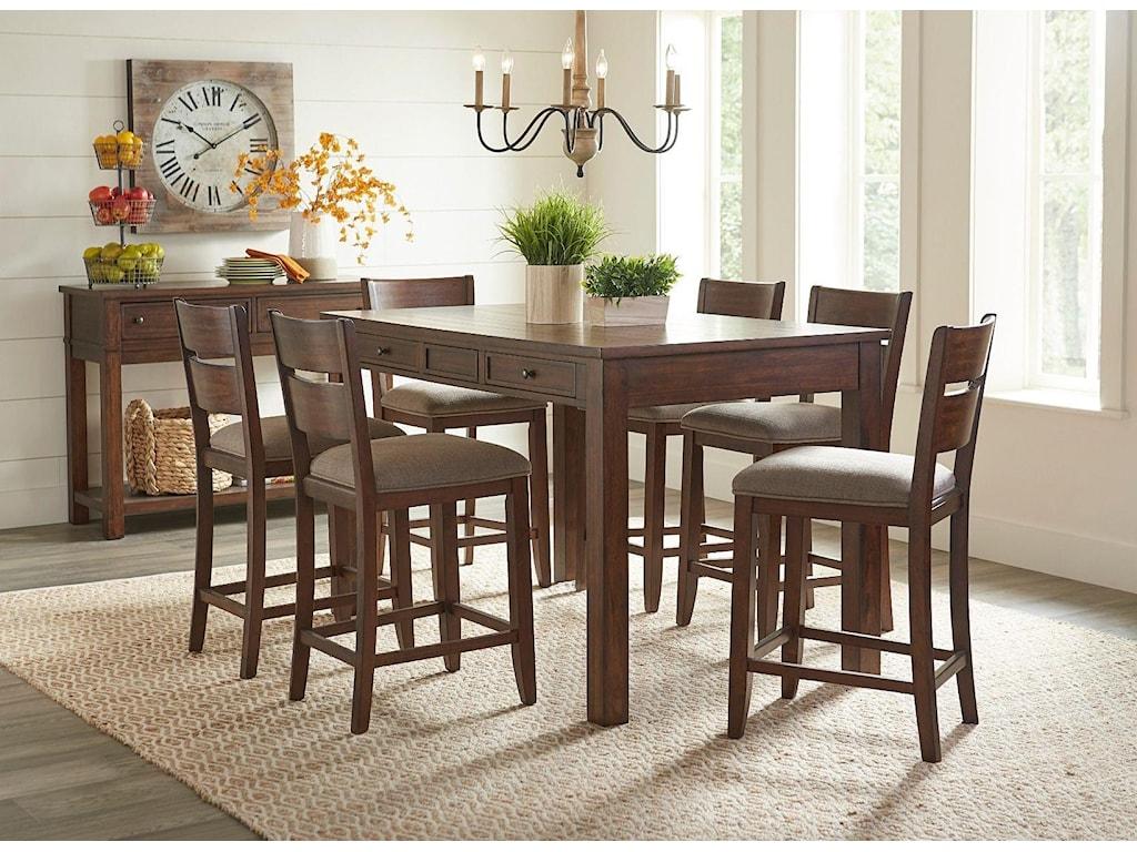 Standard Furniture Kyle5 Piece Table & Chair Set