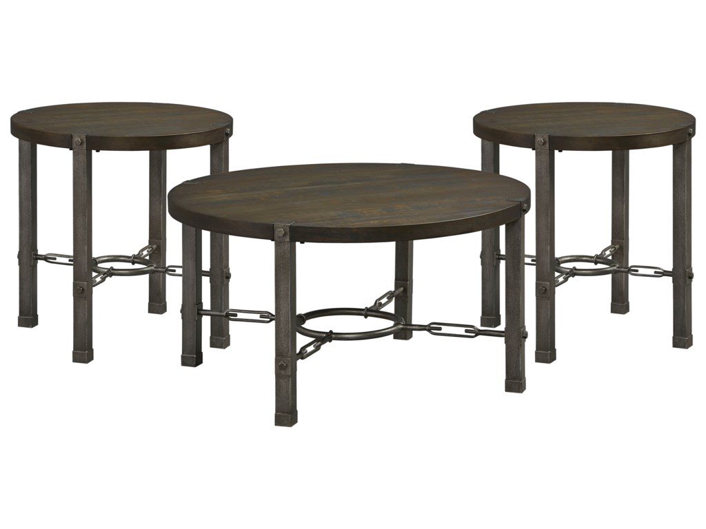 Standard Furniture Laredo Occasional Table Group