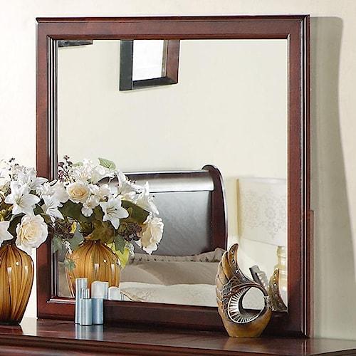 Standard Furniture Lewiston Dresser Mirror