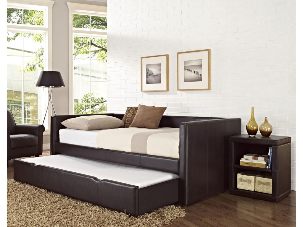 Standard Furniture LindseyTwin Daybed with Trundle