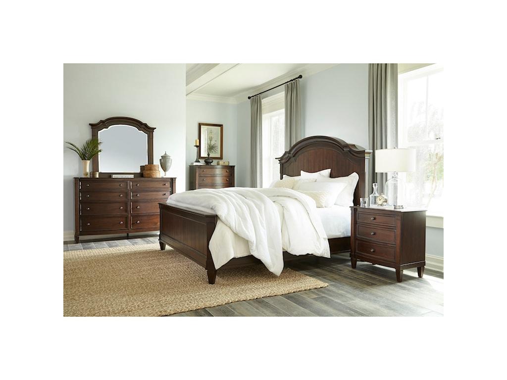 Standard Furniture Mallory BrownNightstand