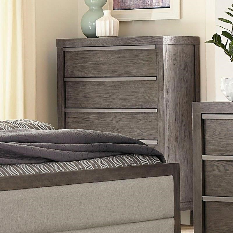 Melbourne Heights Melbourne Heights 5 Drawer Chest By Standard Furniture