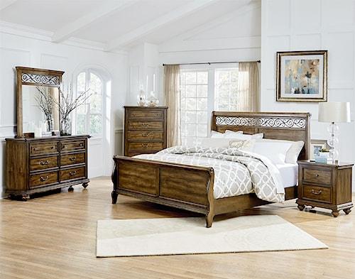 Standard Furniture Monterey King Bedroom Group