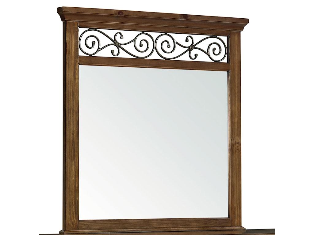 Standard Furniture Monterey Mirror