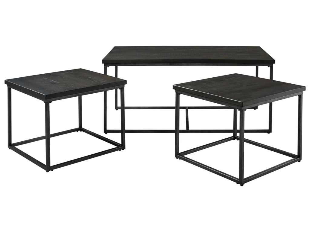 Standard Furniture Montvale3 Pack of Occasional Tables