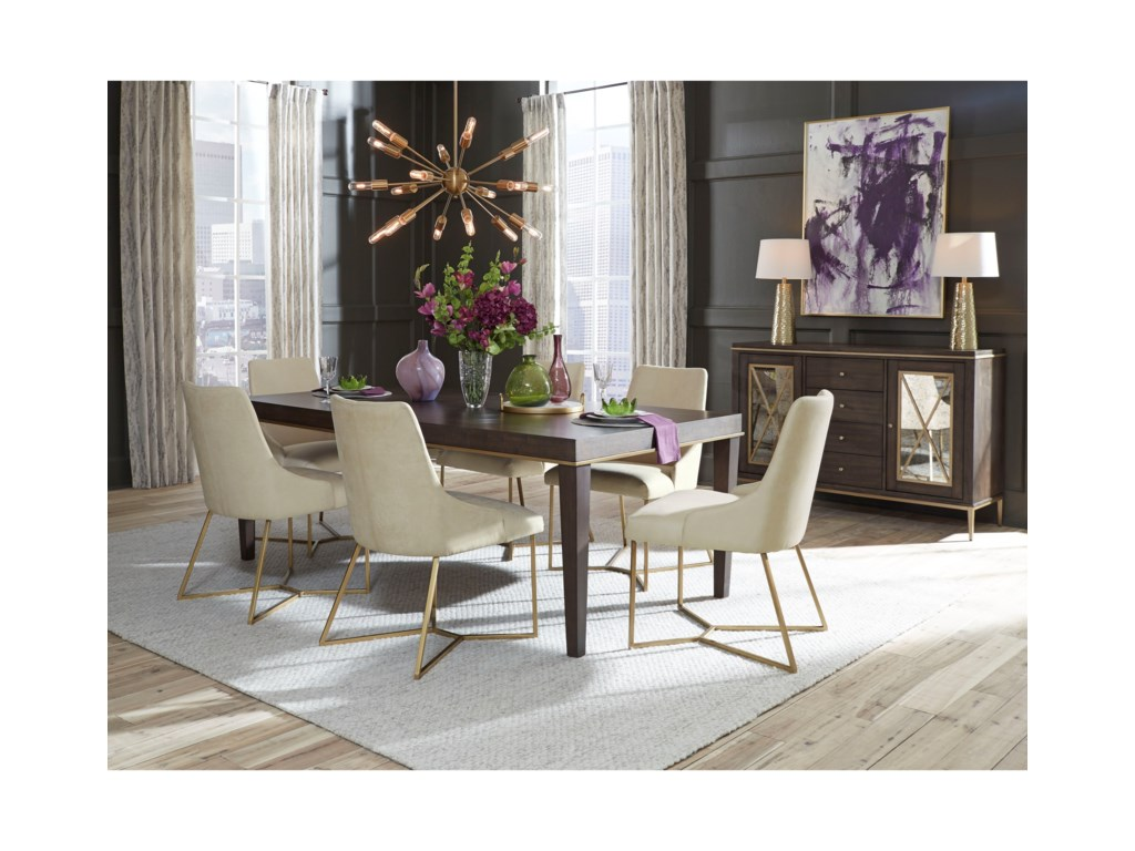 Standard Furniture NathanFormal Dining Room Group