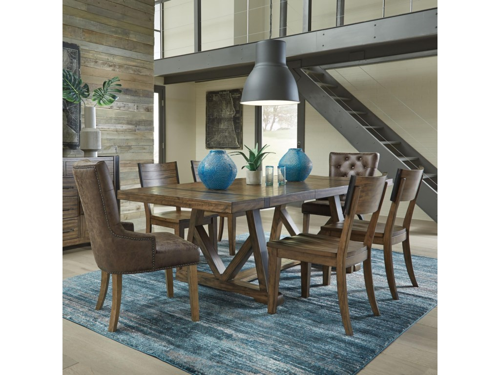 Standard Furniture Nelson7 Piece Dining Set