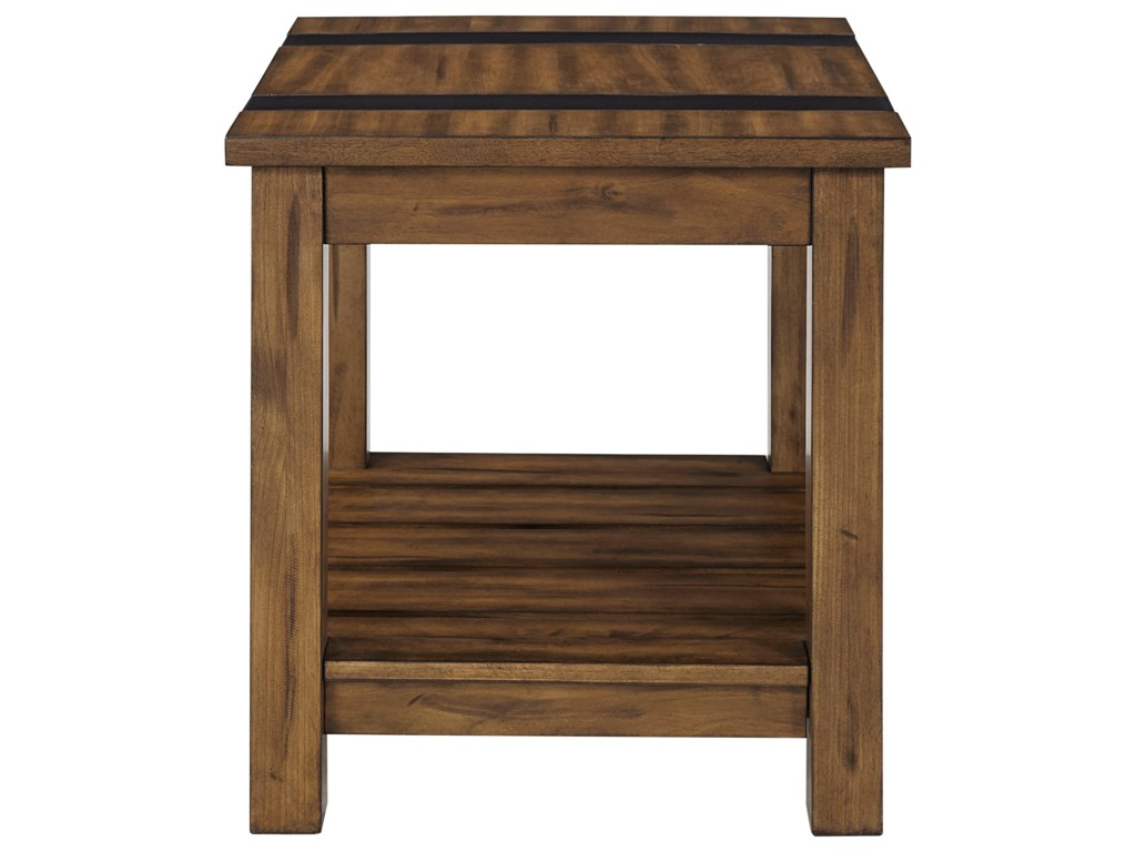 Standard Furniture NelsonEnd Table