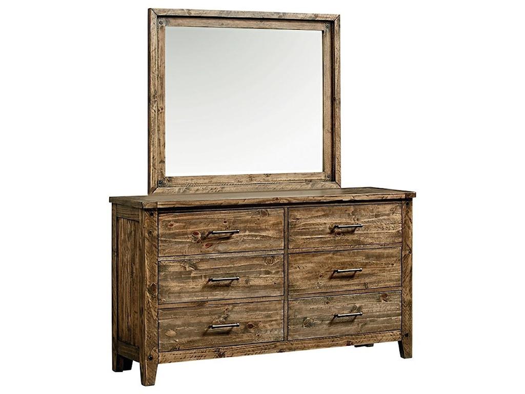 Standard Furniture NelsonFull Bedroom Group