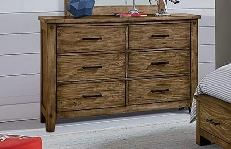 Standard Furniture Nelson Youth Dresser   Great American Home Store    Dressers