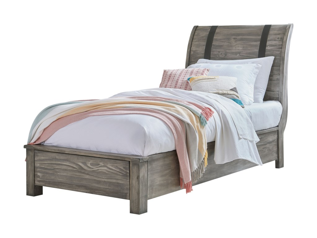 Standard Furniture NelsonTwin Sleigh Bed
