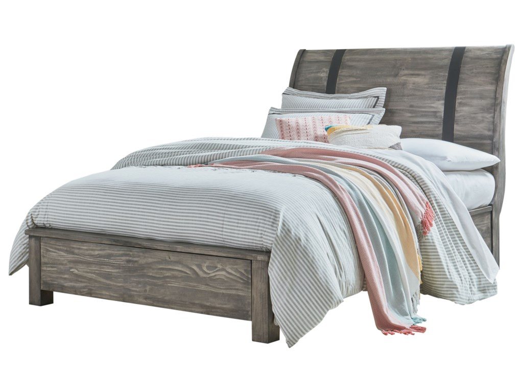 VFM Signature NelsonFull Sleigh Bed