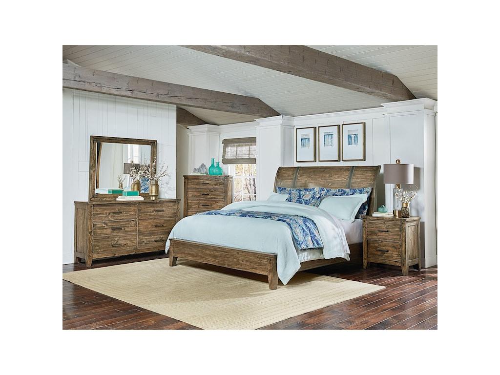 Standard Furniture NelsonKing Bedroom Group