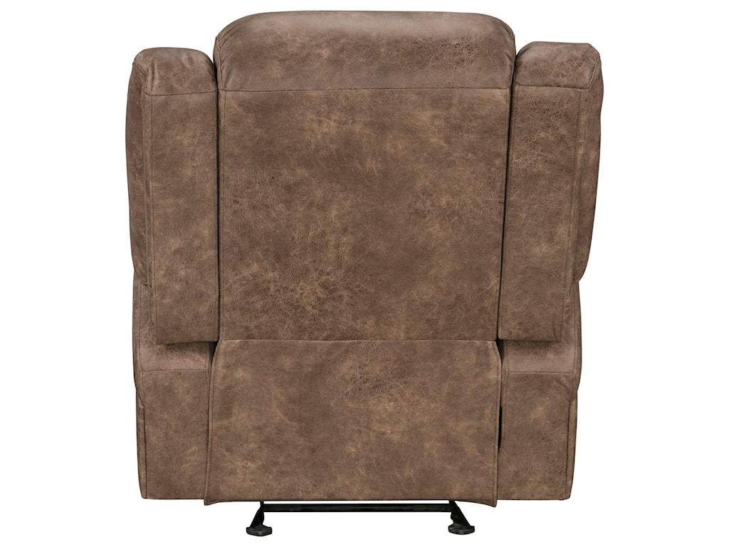 Standard Furniture NewportManual Glider Recliner
