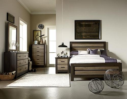 Standard Furniture Oakland Twin Bedroom Group