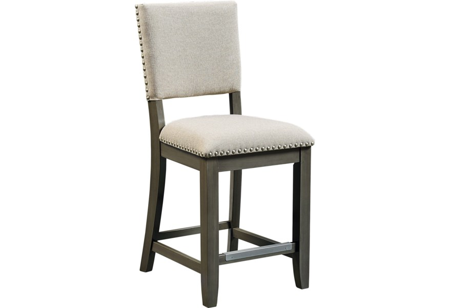 Marvelous Standard Furniture Omaha Grey Counter Height Bar Stool With Unemploymentrelief Wooden Chair Designs For Living Room Unemploymentrelieforg