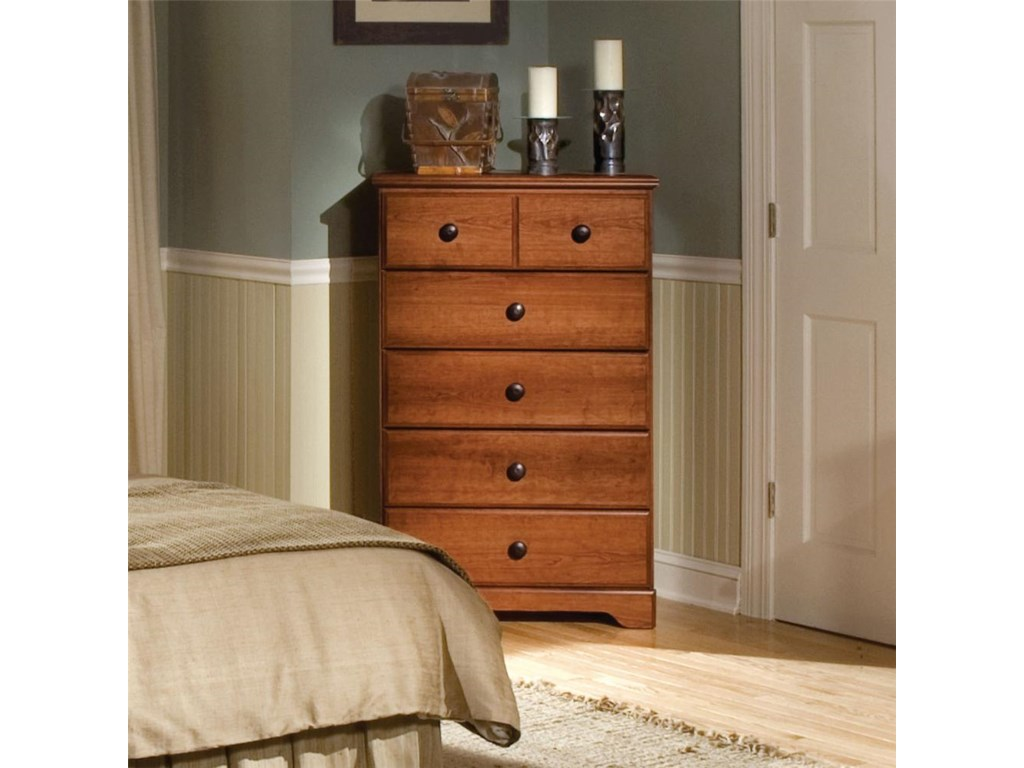 Standard Furniture Orchard Park5 Drawer Chest