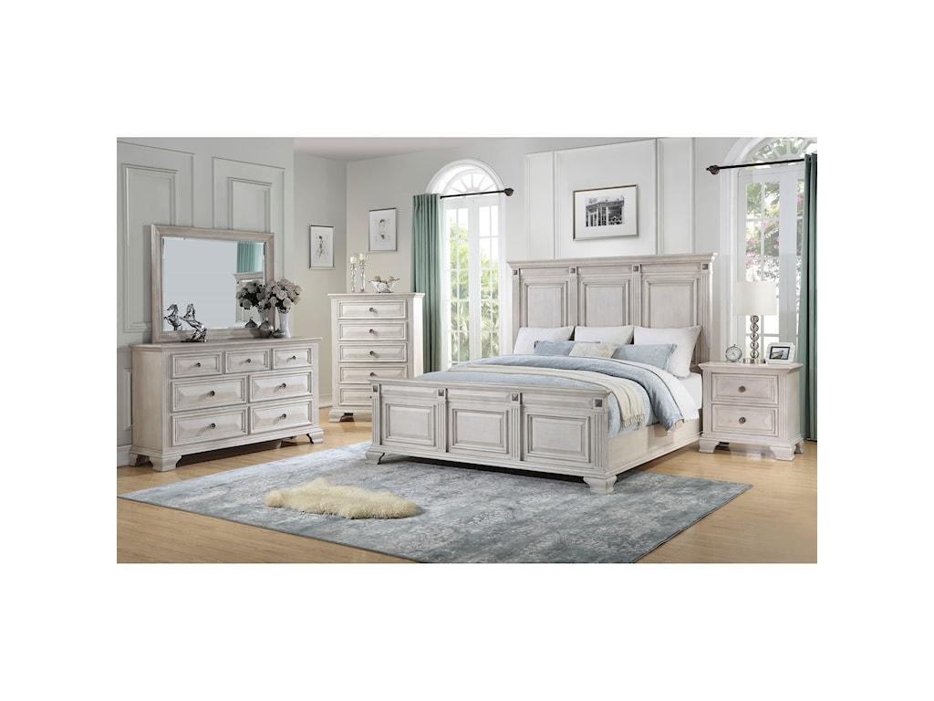 Standard Furniture Passages LightDresser