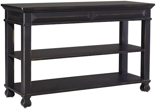 Standard Furniture Passages Console Table