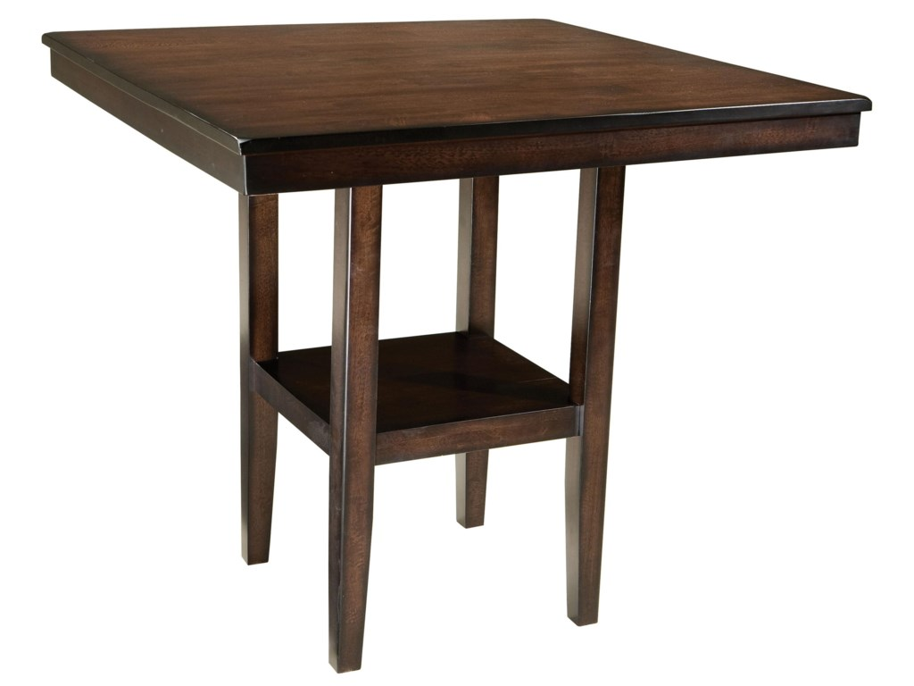 Standard Furniture Pendwood5-Piece Counter Table and Stool Set