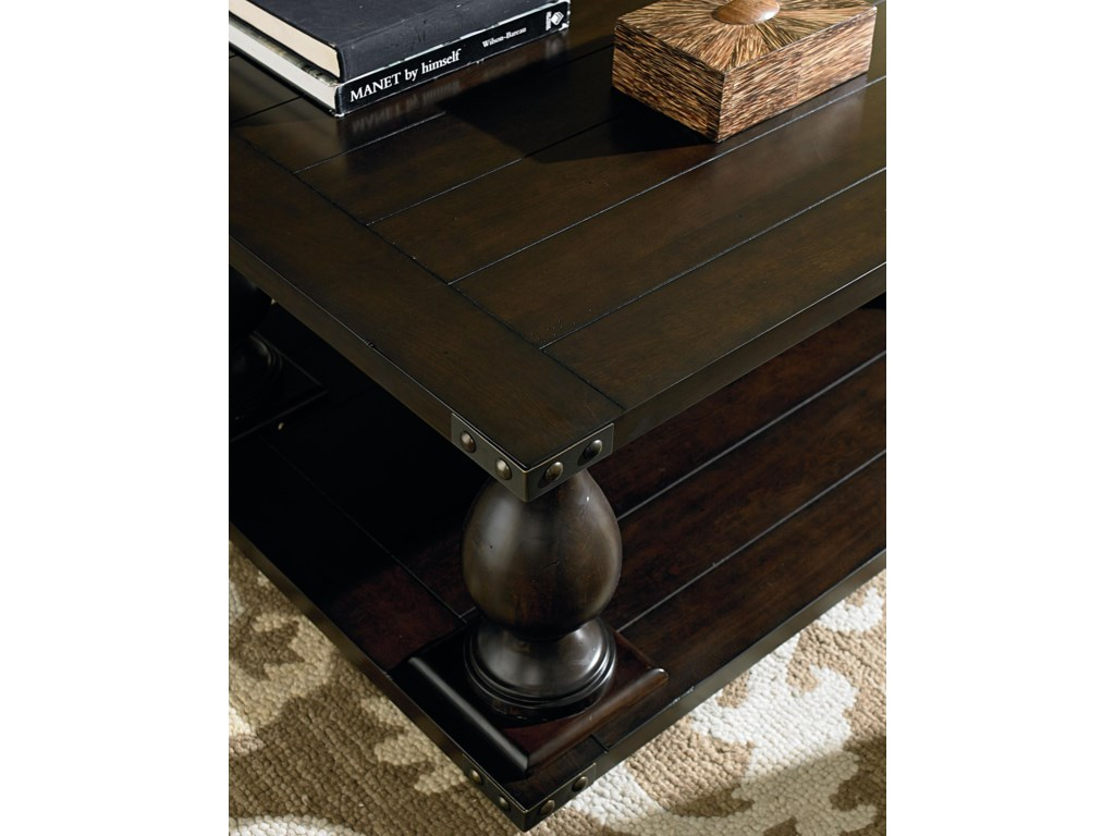 Standard Furniture PierwoodRectangle Cocktail Table