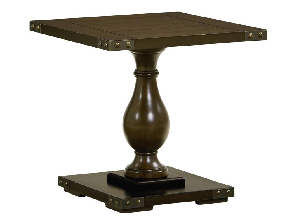 Standard Furniture PierwoodEnd Table