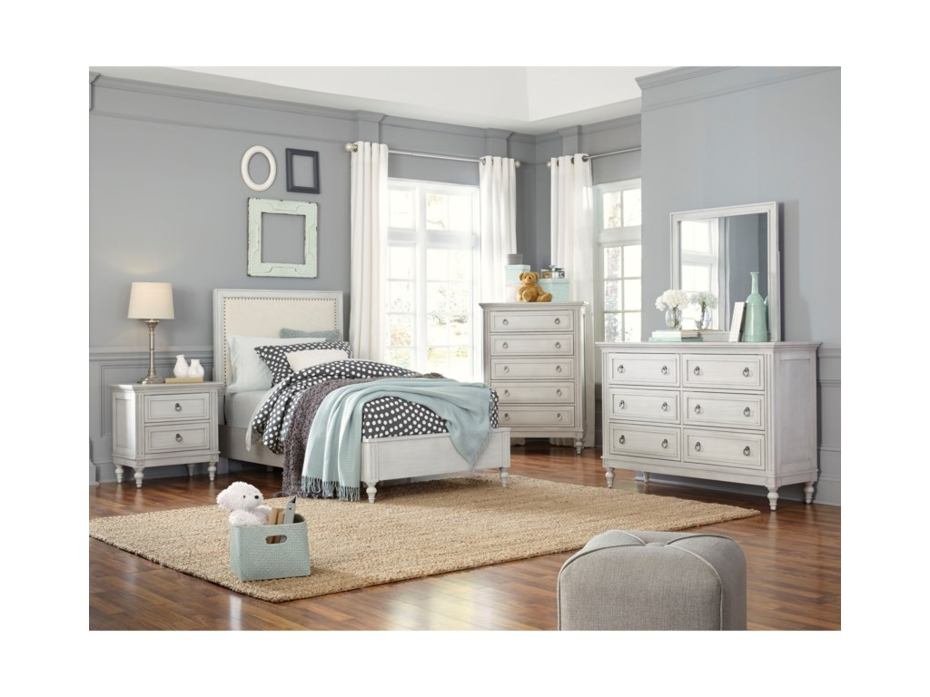 Standard Furniture SarahTwin Panel Bed