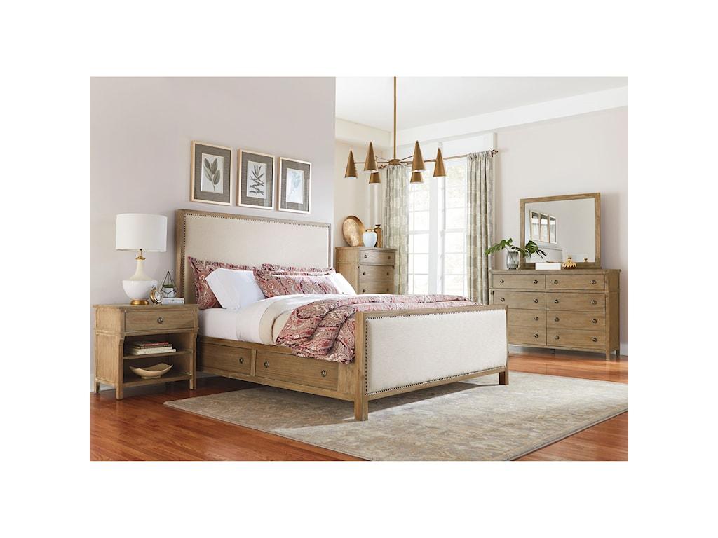 VFM Signature Savannah CourtQueen Bedroom Group