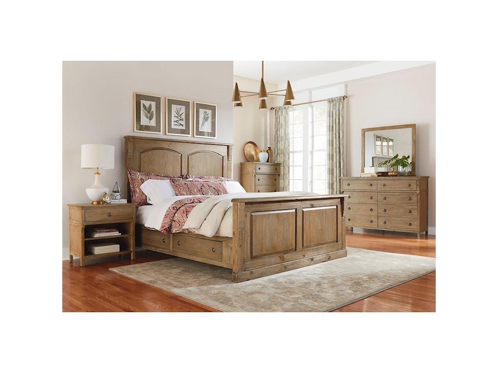 Standard Furniture Savannah CourtQueen Bedroom Group