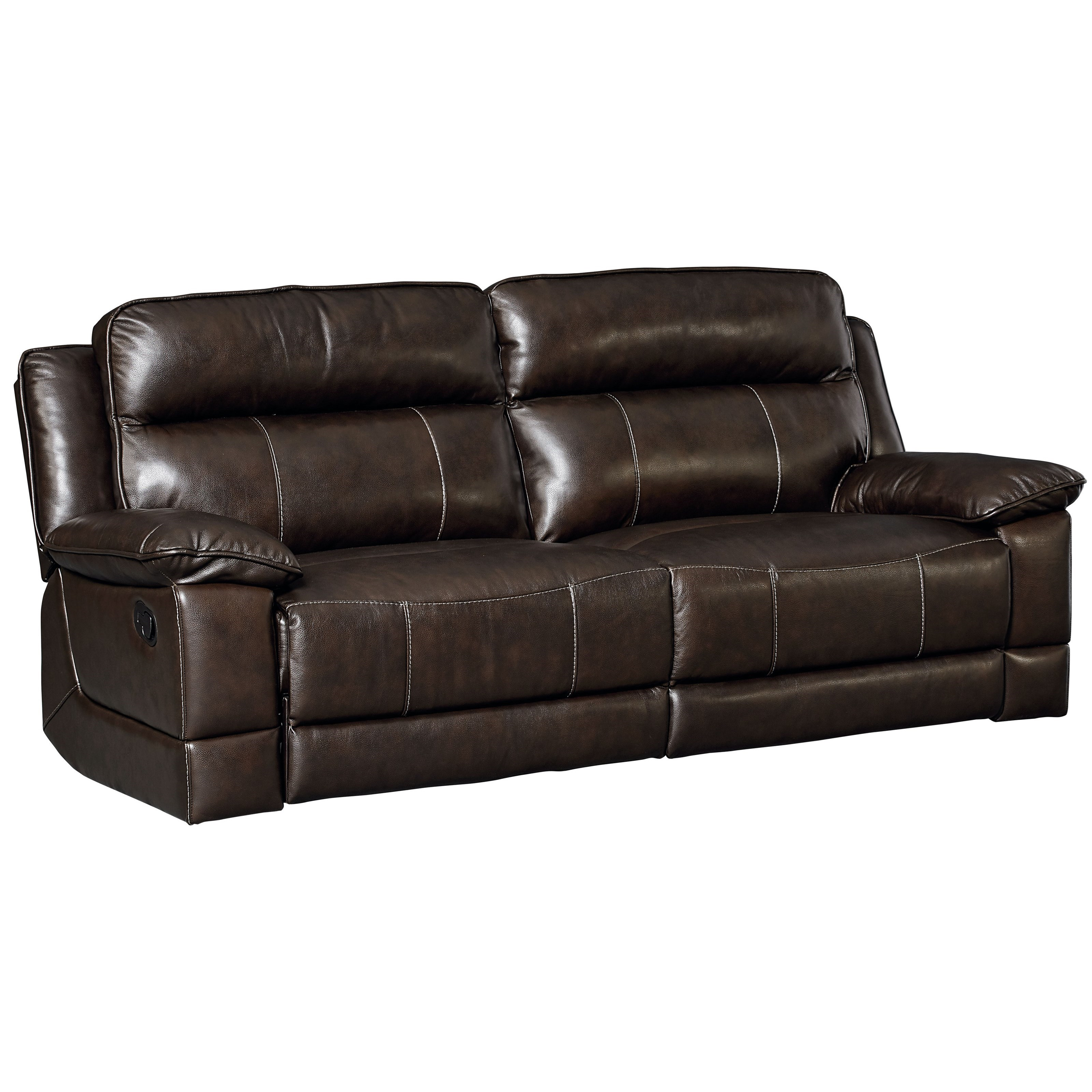 Standard Furniture Sequoia Motion Sofa With Pillow Arms