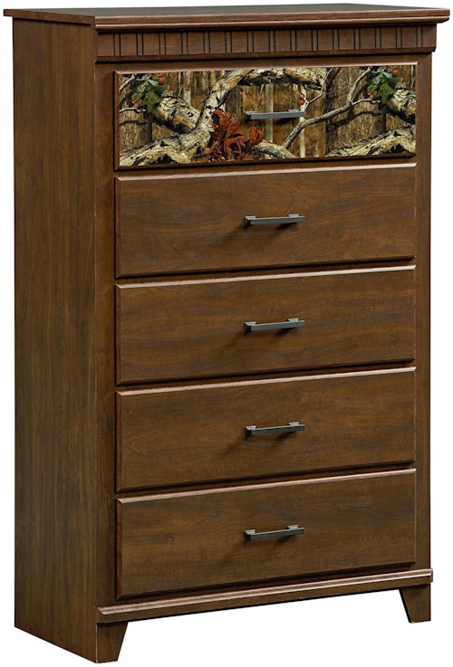 Standard Furniture Solitude 5-Drawer Chest