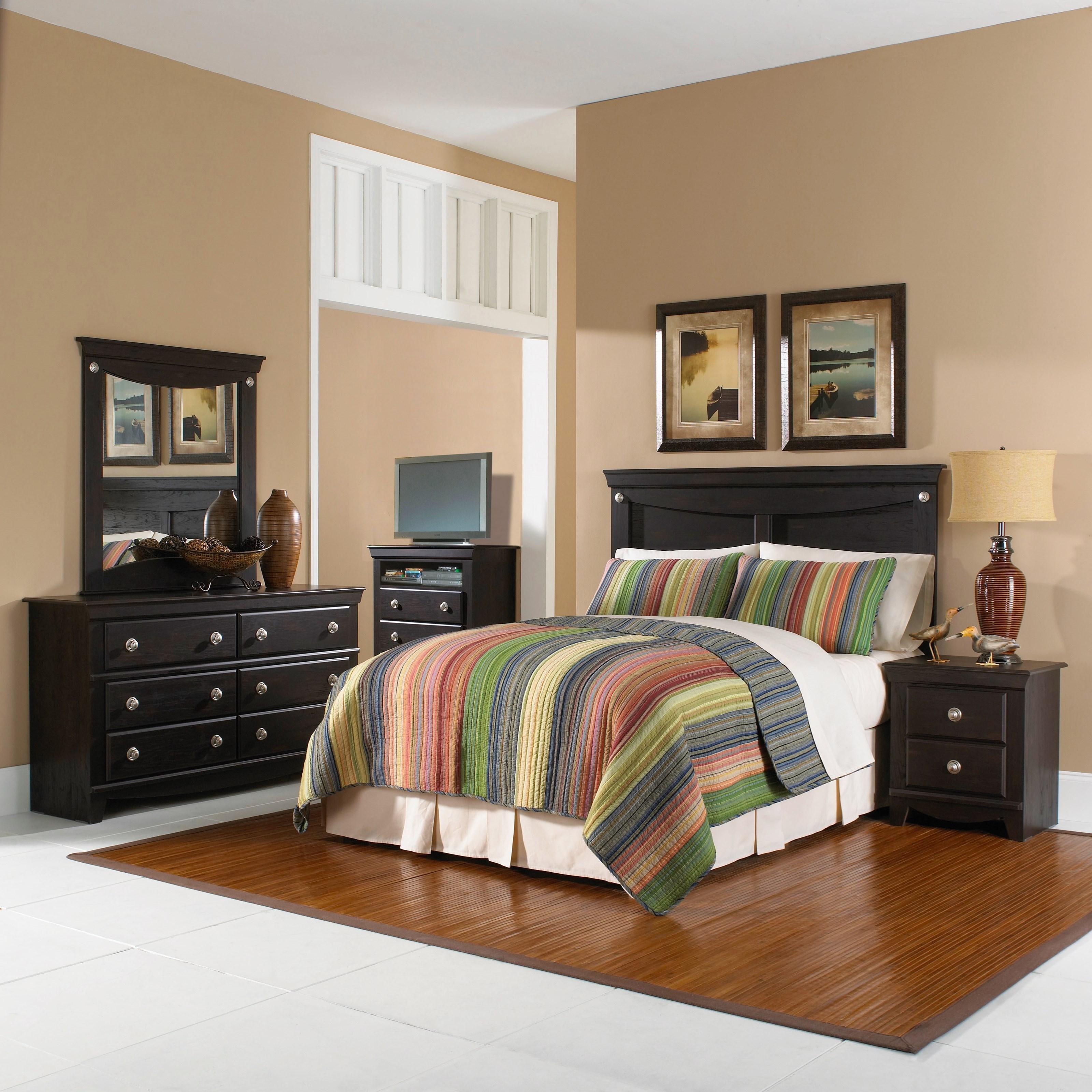 Incroyable Standard Furniture Carlsbad Twin Bedroom Group