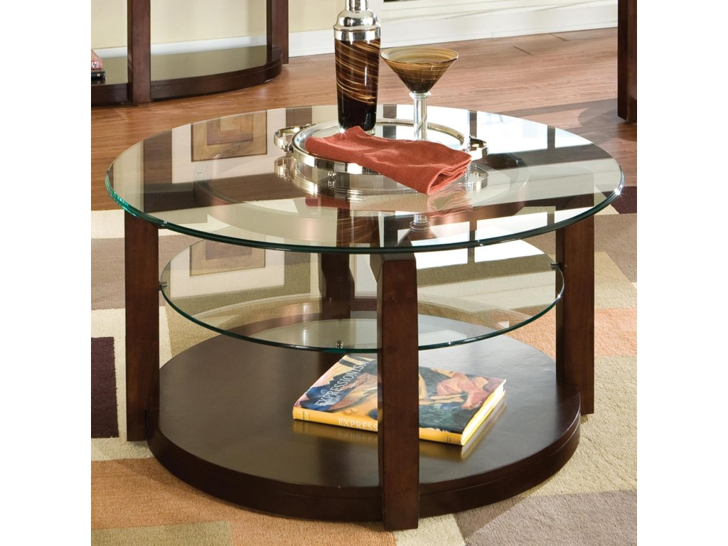 Standard Furniture CoronadoRound Cocktail Table