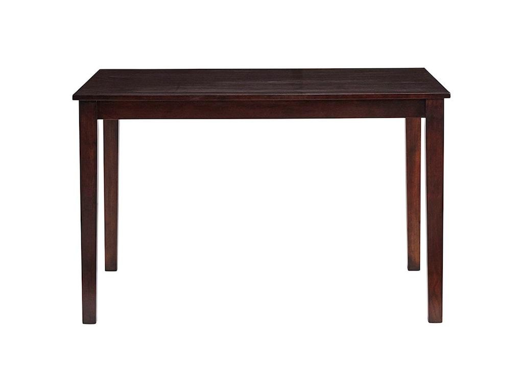 Standard Furniture StantonLeg Table & Four Chairs