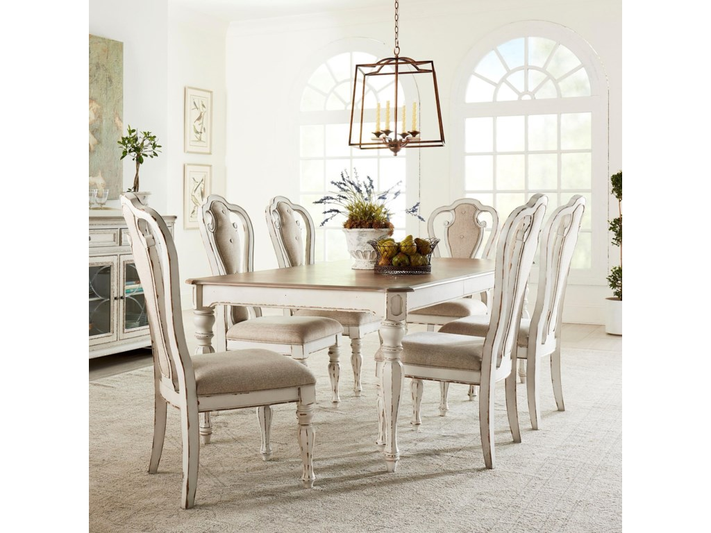 Standard Furniture Stevenson Manor7 Pc Dining Group